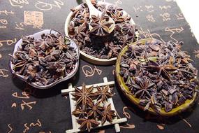 广西茴香八角大料