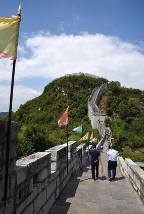 贵阳青岩古镇的老城墙