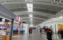 济南国际机场航站楼现代建筑