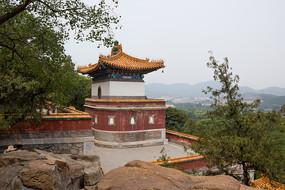 清漪园大报恩延寿寺楼塔