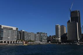 悉尼环形码头周边建筑