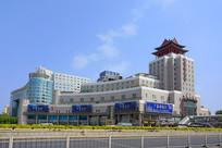 北京西站地区配套商业建筑群