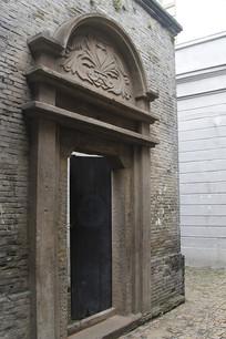 青砖石库门