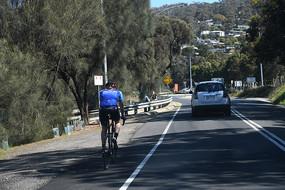 澳洲大洋路骑行车