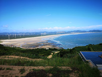 海滩海边风景
