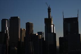 墨尔本城市建设