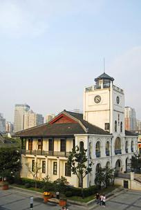 江苏省无锡县图书馆旧址