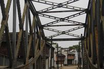 桥面钢架桥