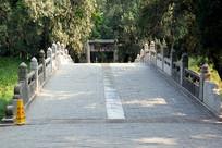曲阜孔林洙水桥