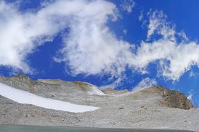 黑水达古冰川景区