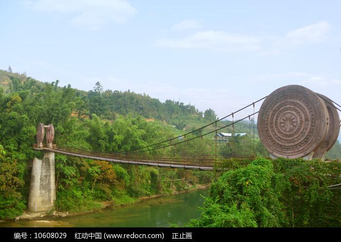 荔波小七孔樟江河-铜鼓桥图片