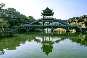 凤凰古城云桥
