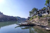 沱江水门口码头