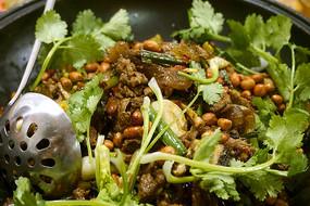 安顺市的干锅牛肉