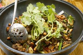 安顺市的美食干锅牛肉