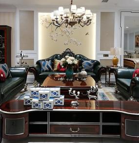 客厅装修家装设计