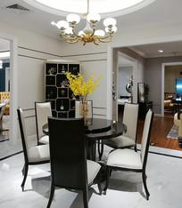 客厅装修家装设计时尚家居餐厅