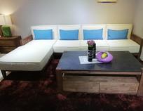 客厅装修-时尚沙发