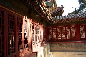 故宫的颐和轩厢房