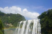 黄果树大瀑布-瀑布-彩虹景观