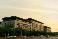 中华人民共和国商务部大楼