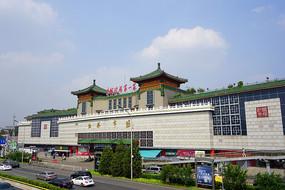 京华珍珠第一家-红桥市场