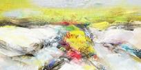 原创抽象油画作品