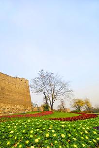 北京市明城墙遗址园林景观