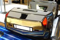 德国汉诺威展新概念车辆