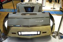 德国汉诺威展新概念物流车