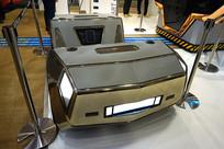 德国汉诺威展新技术运输车