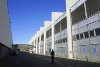 汉诺威国际展览中心展会建筑