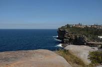 悉尼盖尔普风景区海平面