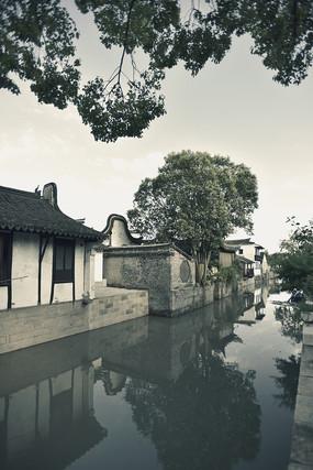 江南水乡的古色古香