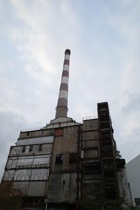 杨浦发电厂老建筑