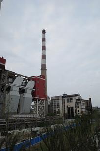 杨浦发电厂装置