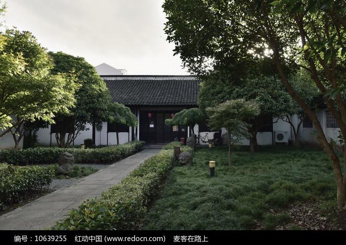 新场古镇的历史文化陈列馆图片