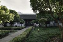 新场古镇的历史文化陈列馆
