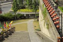南京中华东门城墙遗迹