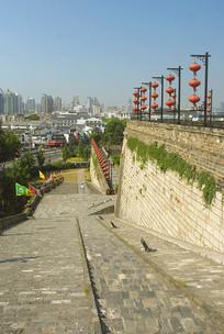 南京中华东门瓮城城墙遗迹