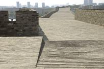 南京中华门中华东门城墙马道