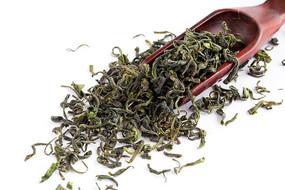 一匙日照特产晨旭绿茶
