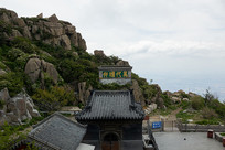 泰山上的中国古建筑群