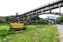 瑶里古镇古桥