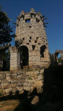 宋氏古堡风景