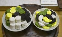 韩国传统茶食