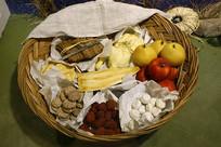 韩国寒食节传统饮食