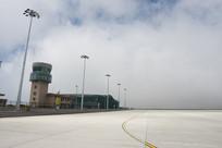 尚在建设中的巫山机场