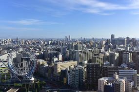 日本都市风光