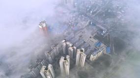 雾中住宅小区